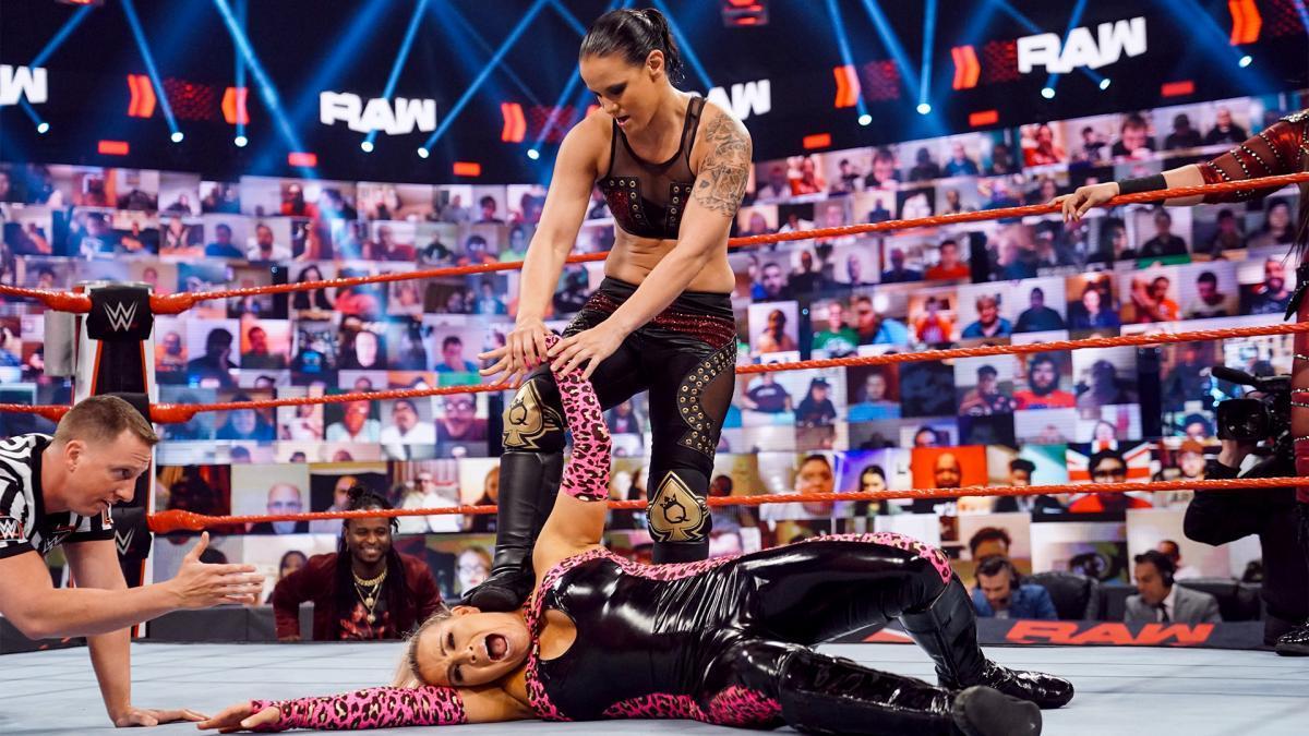 WWE Women 🌸, Natalya (c) and Tamina (c) vs Shayna Baszler and Nia ...