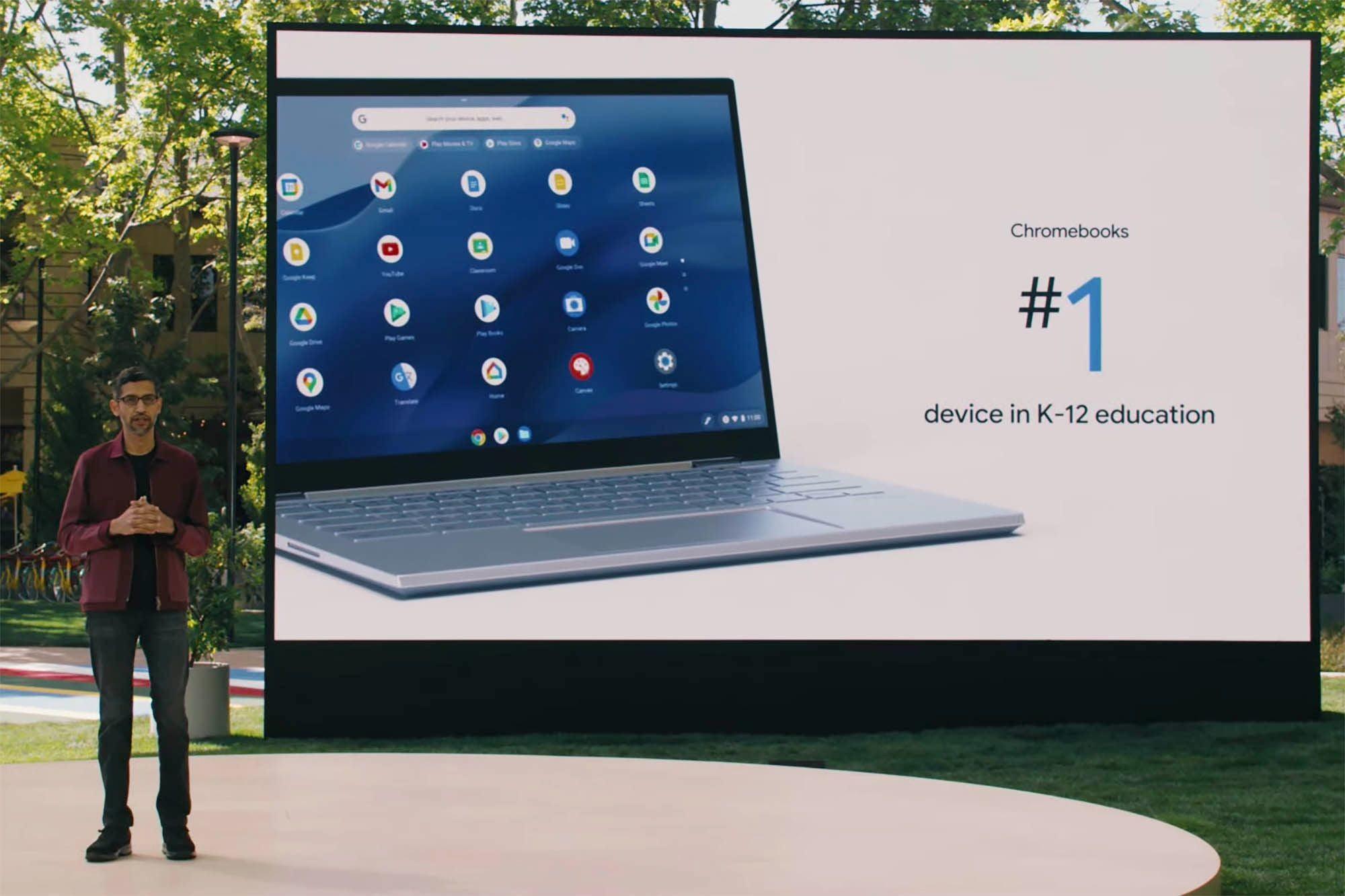 Chromebooks Google I / O 2021: Everything new