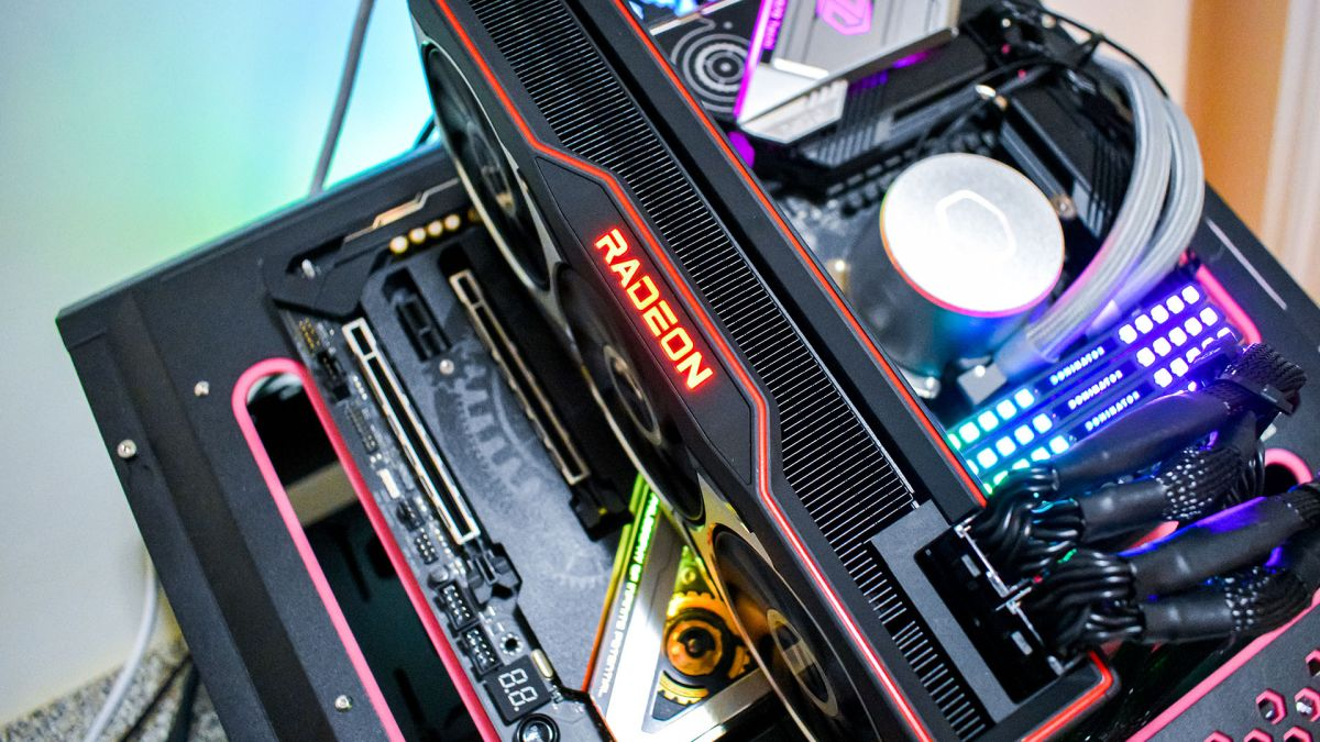 AMD's budget-friendly RDNA 2 graphics cards may be on the way