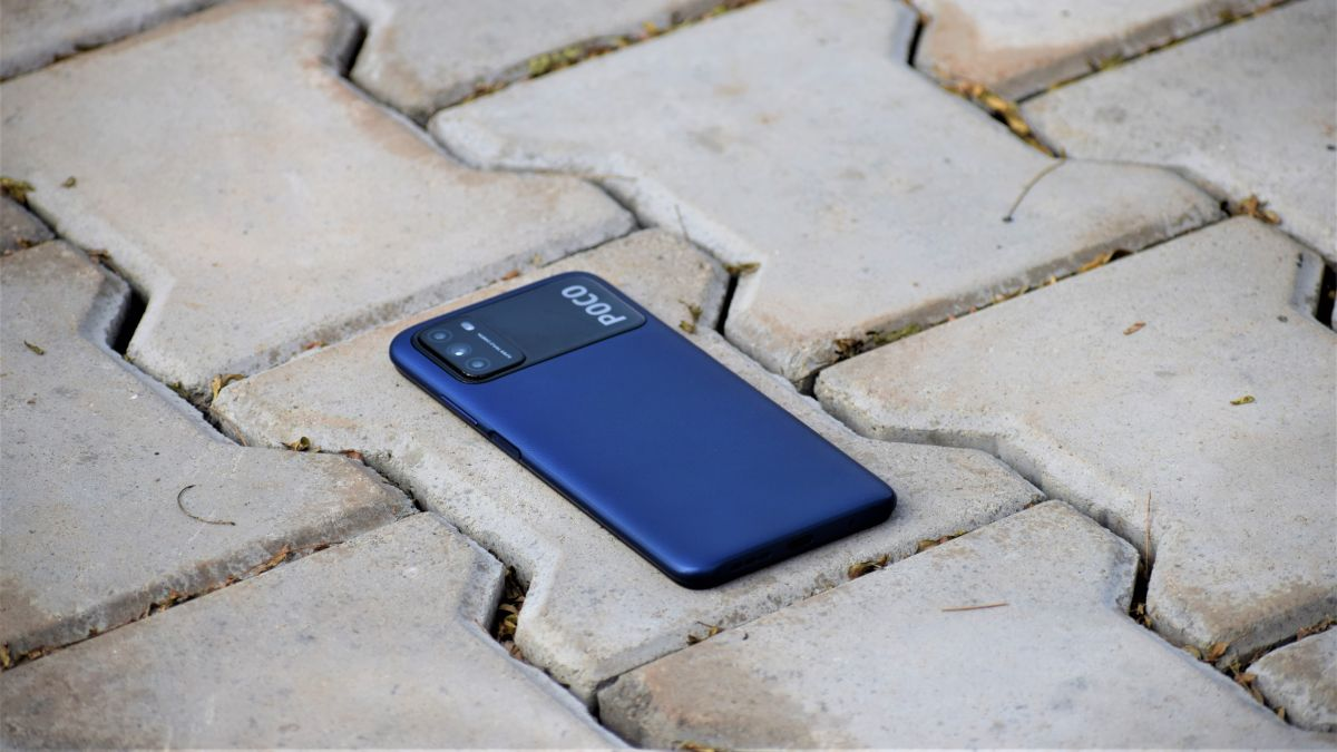 The Poco M3 Pro 5G design will leak before the May 19 release