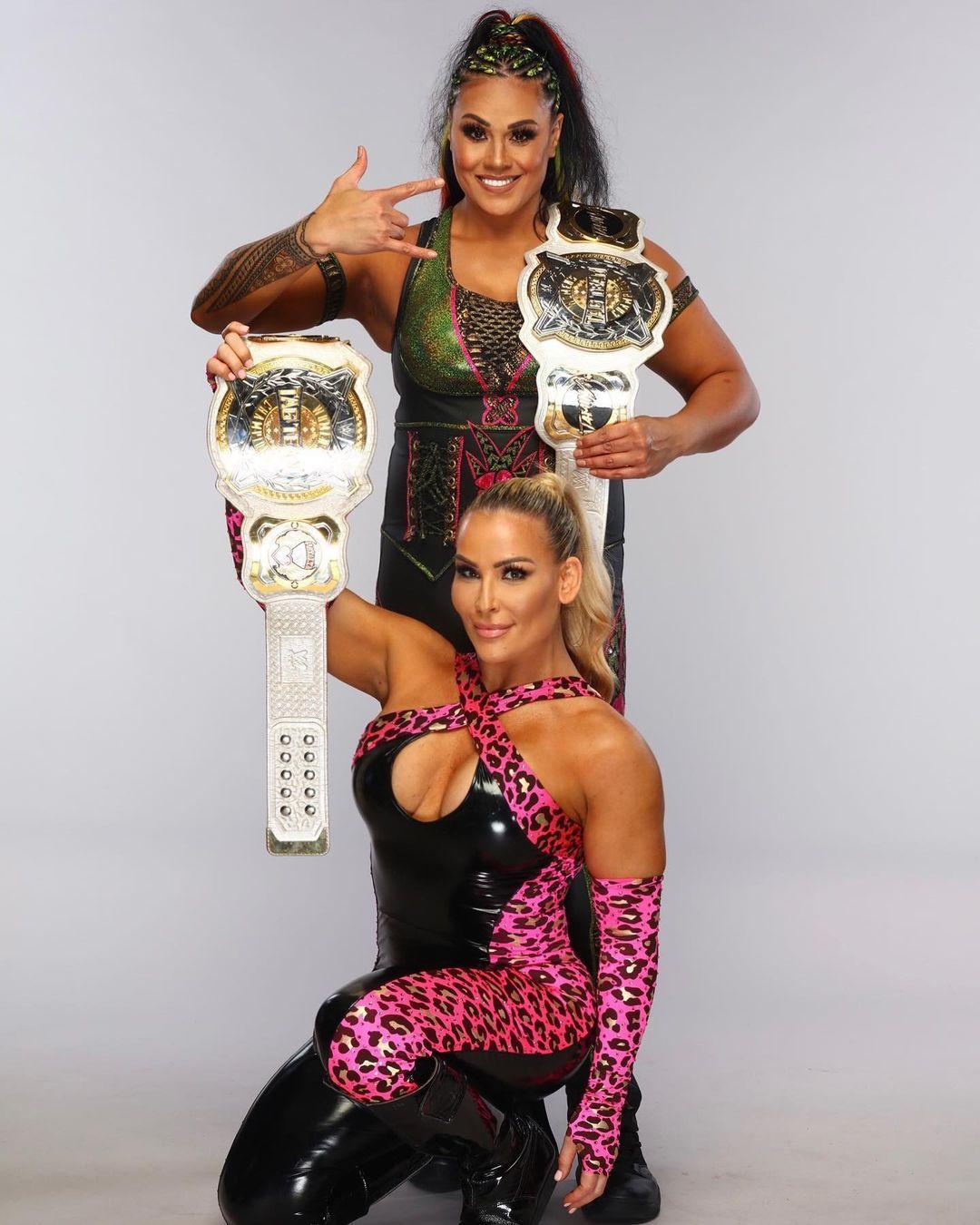 WWE Women 🌸, � Tamina and Natalya �
