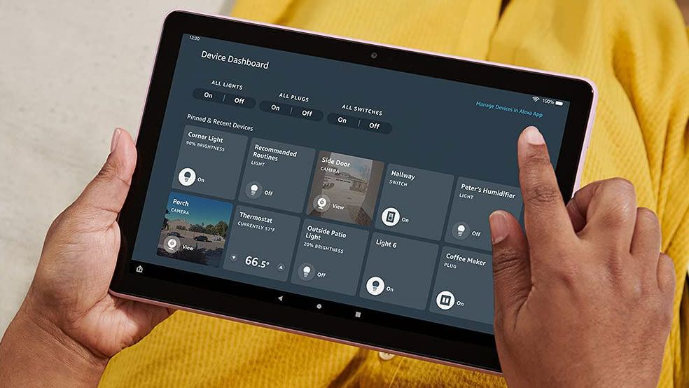 Amazon Fire HD 10 (2021) release date, price and comparison of three tablets