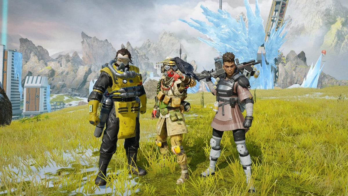 Apex Legends Mobile is ready for pre-registration on Google Play, regional beta tests begin this month