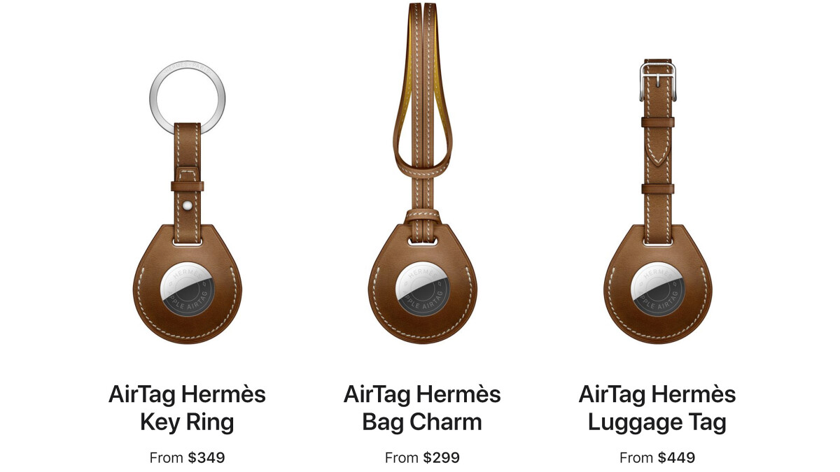 Apple is a luxury product, but not for the $ 449 AirTag Hermès pricing