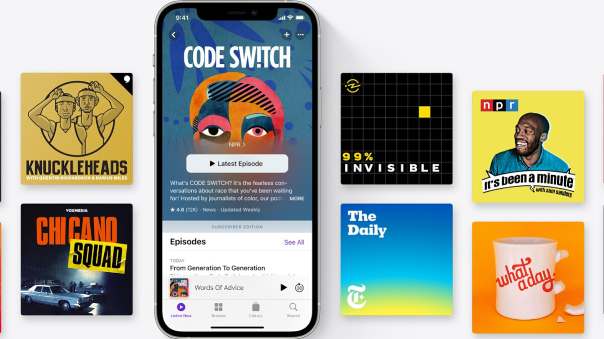 Apple tells podcast creators that the launch of its subscription platform has been delayed