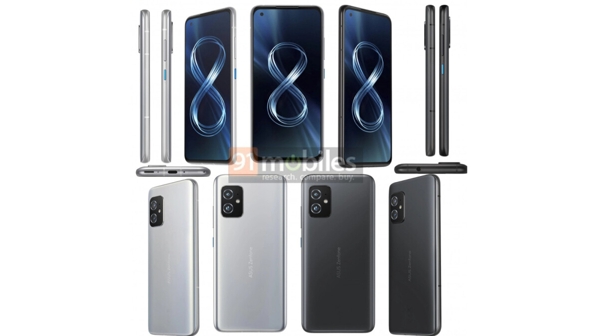 Asus Zenfone 8 Mini full of technical information leaked before the official unveiling