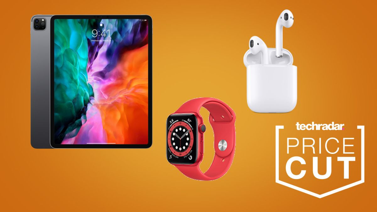 Huge Apple sales: deals on AirPods, Apple Watch, iPad and MacBook Pro
