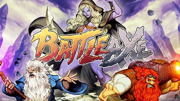 16-bit hack-n-slash Battle Ax now on PC and consoles