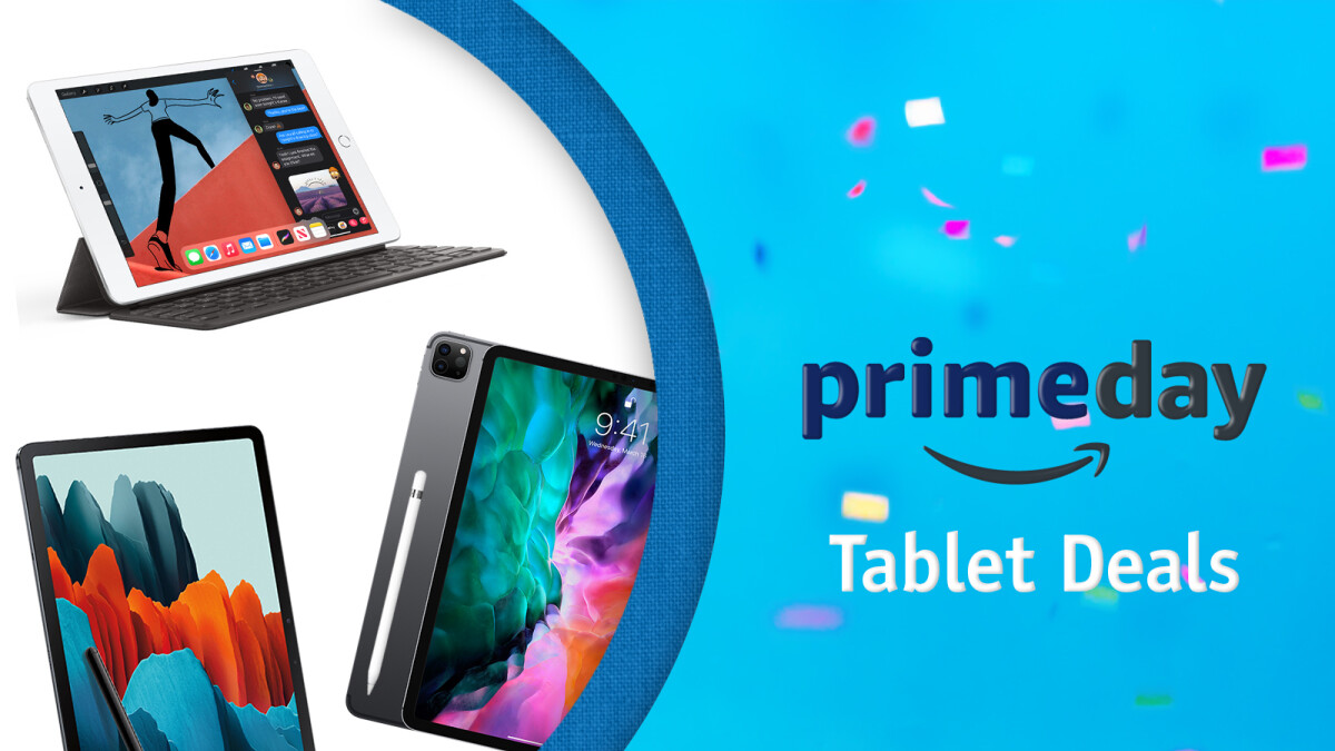 Top Amazon Prime Day Tablet Deals: Apple iPad, Samsung Galaxy Tab, Amazon Fire and more