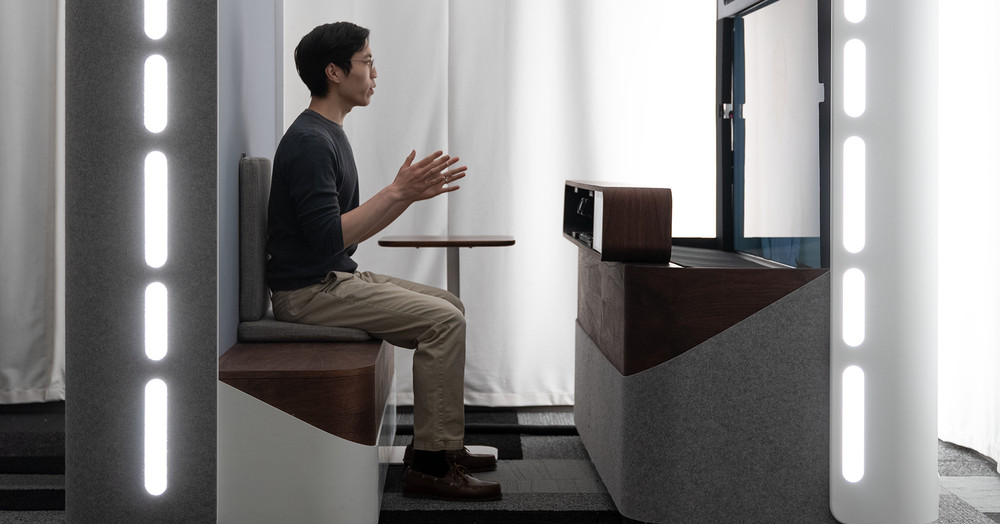 Google is previewing the next-generation 3D video chat group, Project Starline
