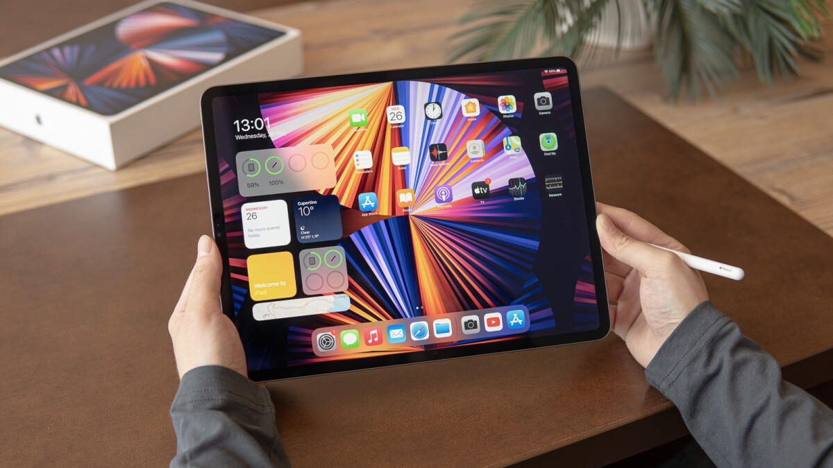 Pamper yourself, the flood of OLED Apple iPads is coming ... finally