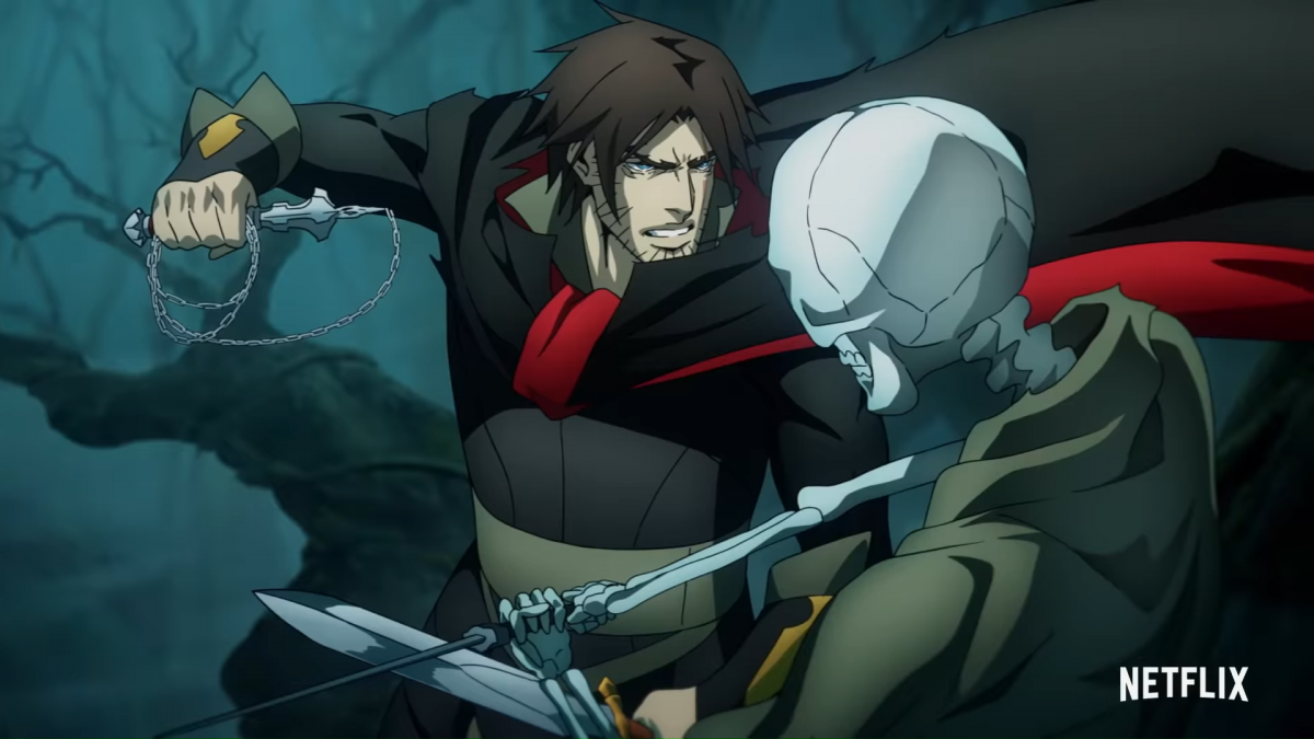 Netflix will release a trailer for Castlevania's fourth and final season