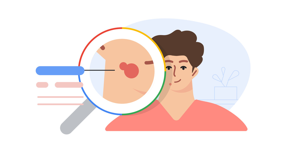 Google's new tool for identifying skin conditions - what do people do with this information?