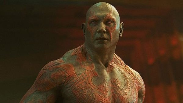 """Dave Bautista says Marvel """"dropped the ball"""" on Drax's background story"""