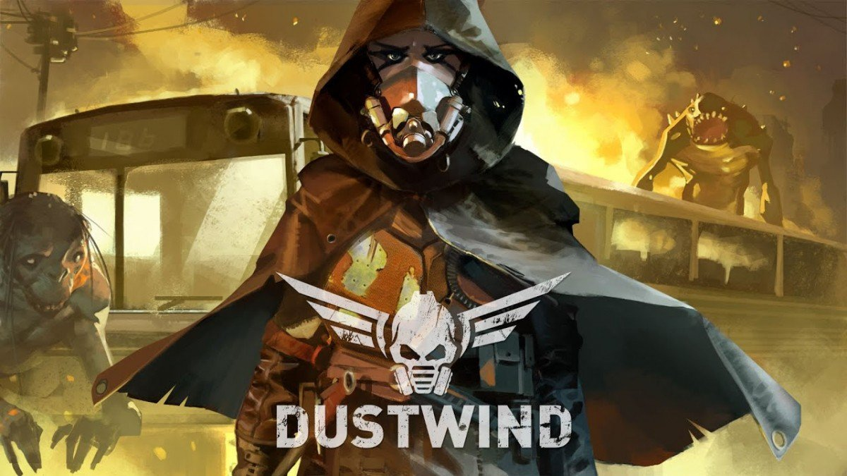 The apocalyptic real-time tactical Dustwind - The Last Resort game comes to consoles