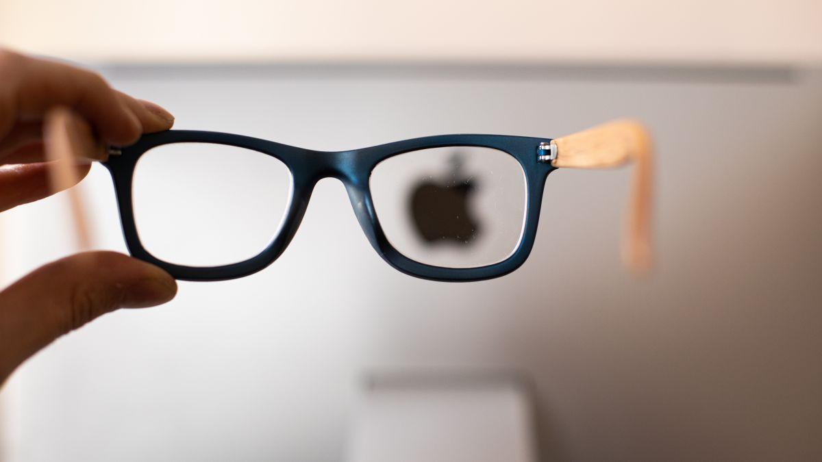 Apple glasses can provide the most comfortable blended reality experience