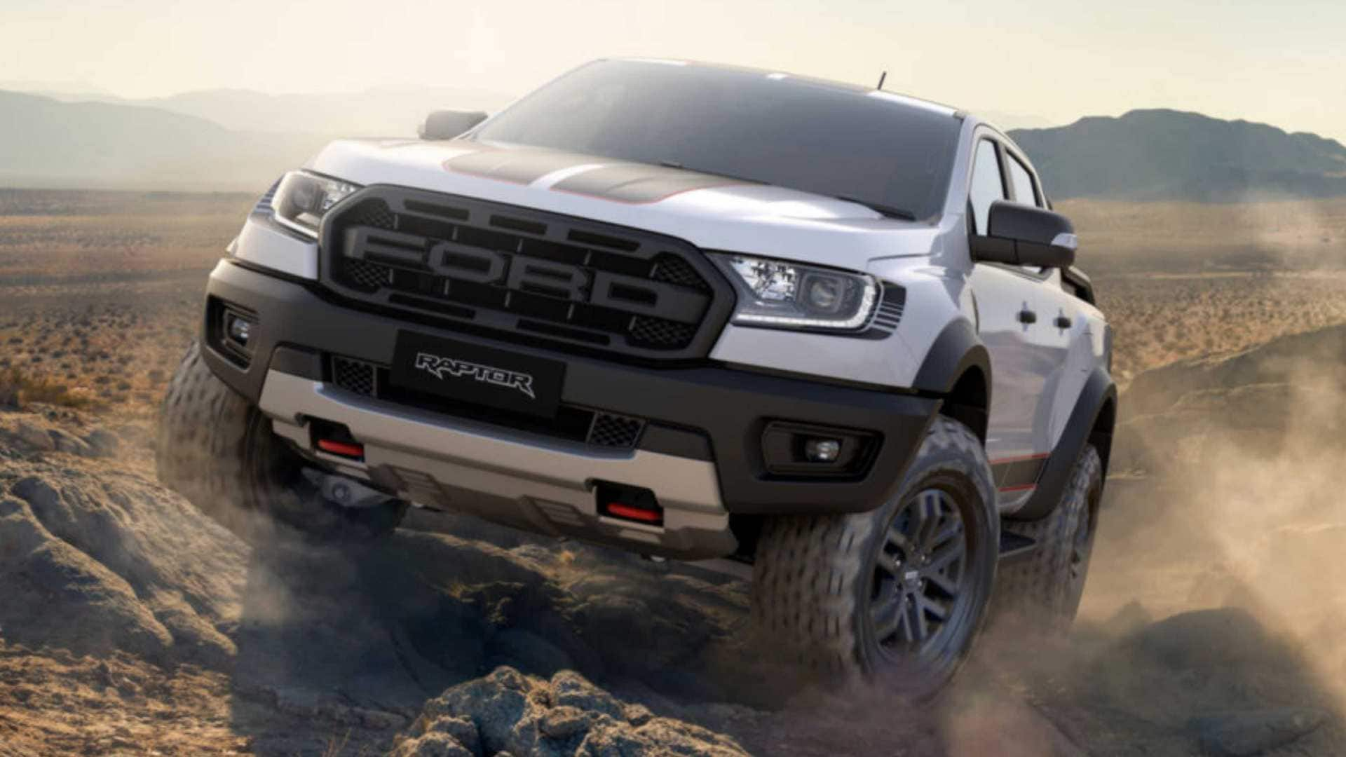 The X edition will help keep the Ford Ranger Raptor fresh until the new model arrives by 2023.  Photo: Ford
