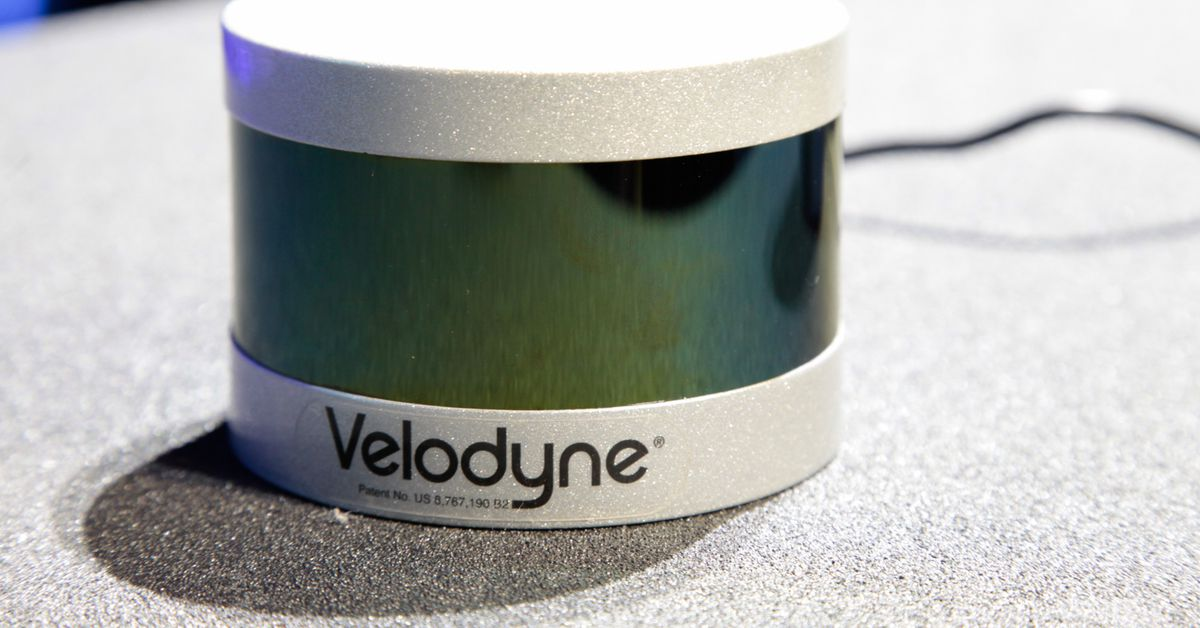The founder of Lidar manufacturer Velodyne is at war with his own SPAC farm