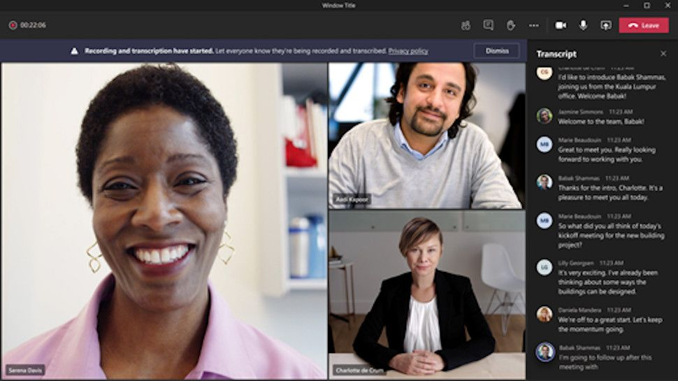 Microsoft Teams will automatically save all your meetings soon