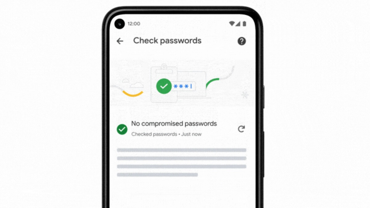 Google makes it incredibly easy to change amazing passwords (Android)