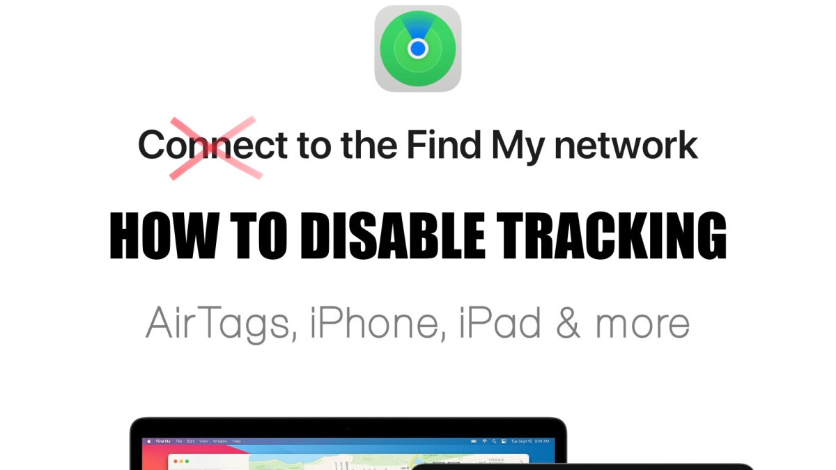 How to give up Apple's Find My network for lost and found AirTags
