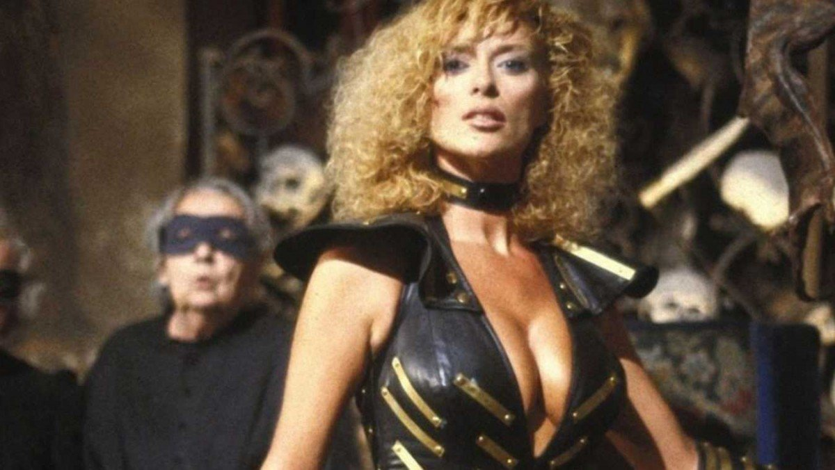 B-Horror movies with great female antagonists!
