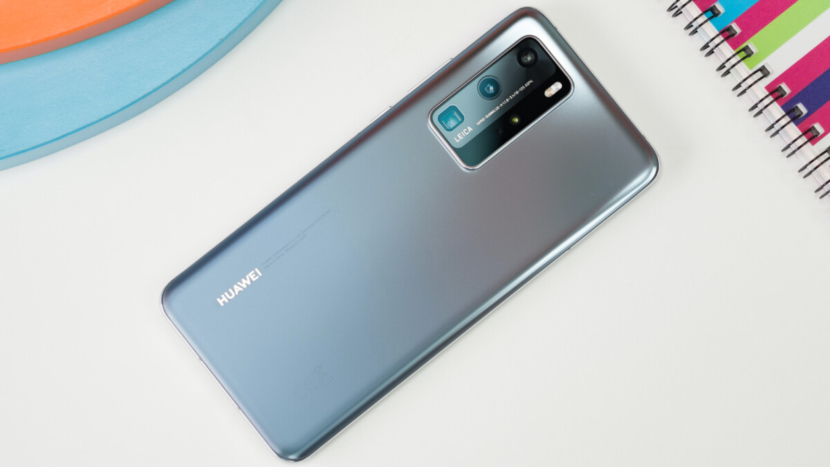 Huawei's market share in China has halved in less than a year