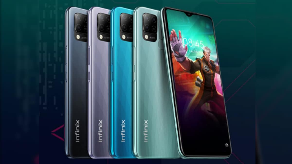 Infinix Hot 10S India Release Series for Week 2 of May, Infinix Note 10 Pro Launches May 13