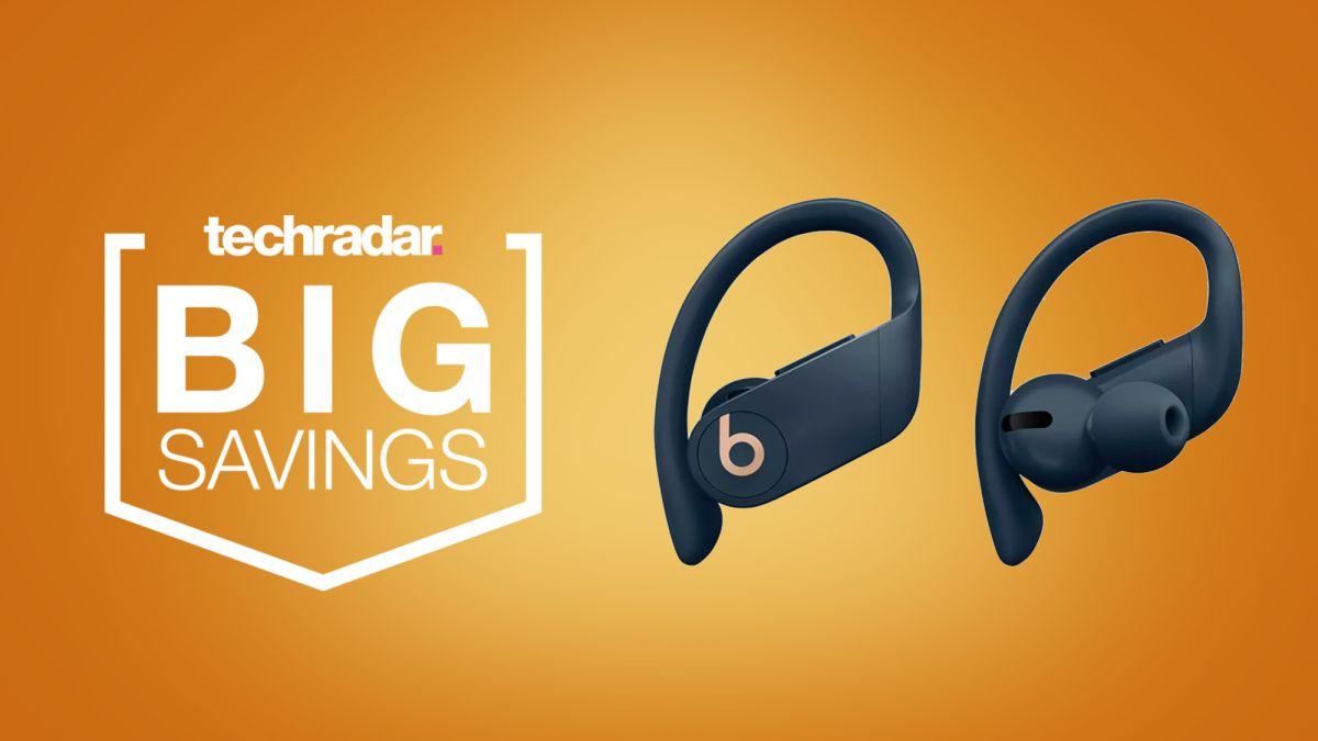 Wireless In-Ear Headphones: Big Discounts on Beats Powerbeats Pro