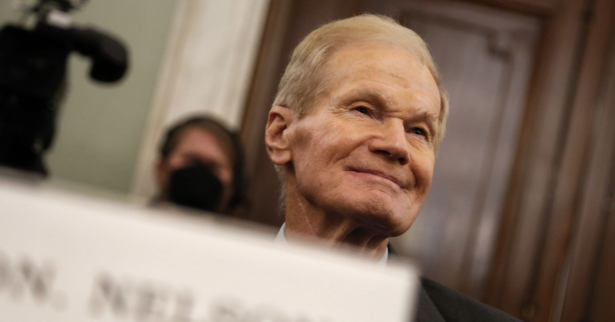 NASA Chief Bill Nelson talks about rockets, lunar plans and partnerships