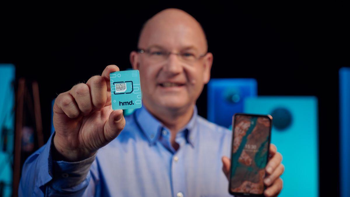 HMD Mobile released through EE 4G offering mobile phone tariffs for Nokia smartphones