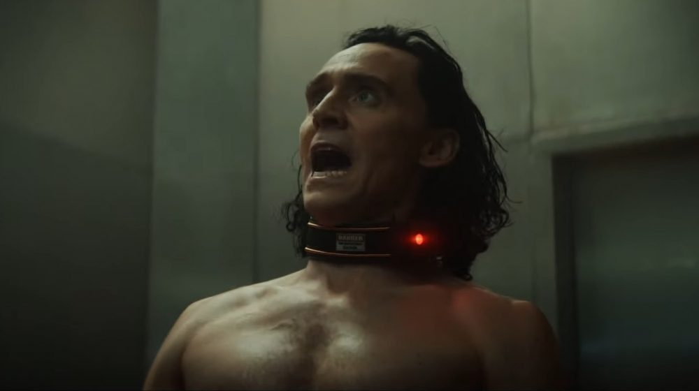 The Loki promo creates new footage from Marvel's Disney + series