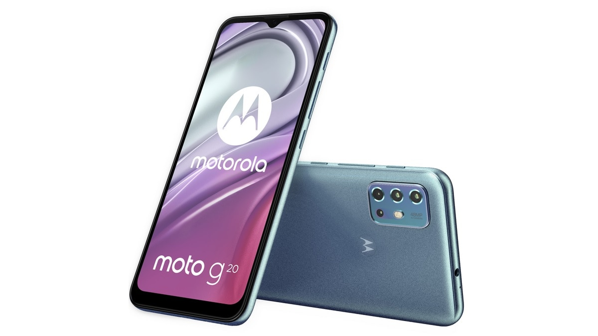 Moto G20 Specifications Leak Tips Camera information, Android 11 before release