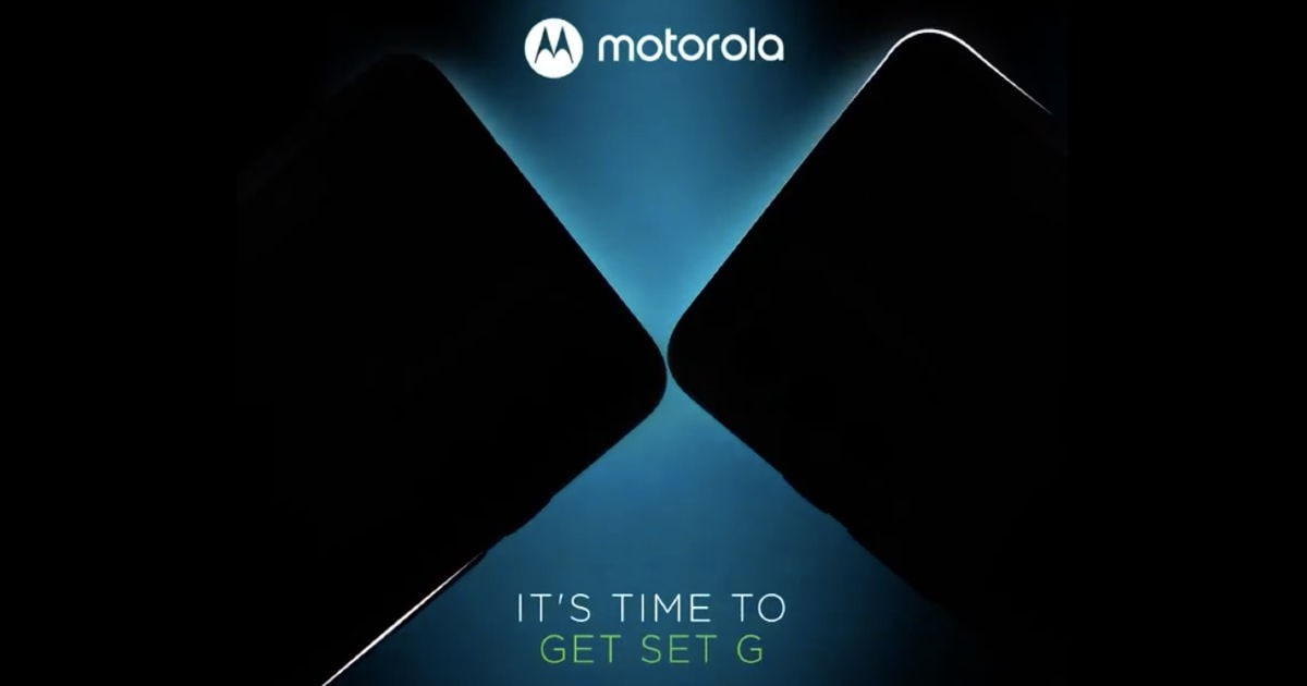 Motorola is teasing the launch of two G-series phones in India: Here's what to expect