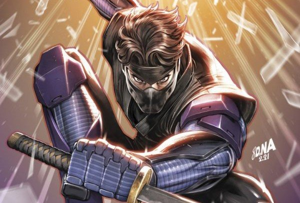 Watch a quick preview of Valiant Entertainment's Ninjak # 1