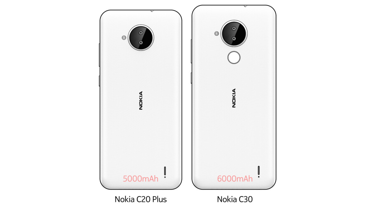 The key information on the Nokia C20 Plus was leaked before its official unveiling