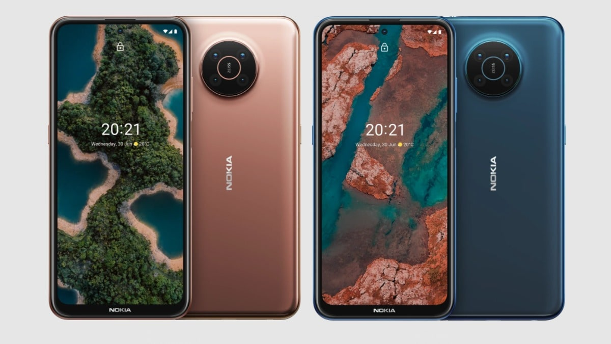 Nokia X20 not included with included charger, such as Apple, Samsung and Xiaom ticket phones
