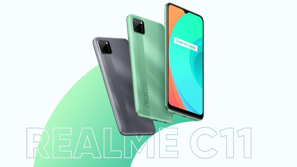Realme C11 (2021) was launched in Russia and the Philippines