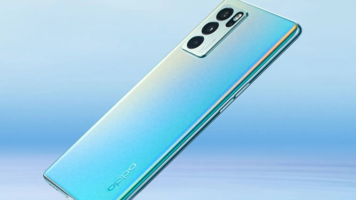 The Oppo Reno 6 5G series becomes official with excellent value for money