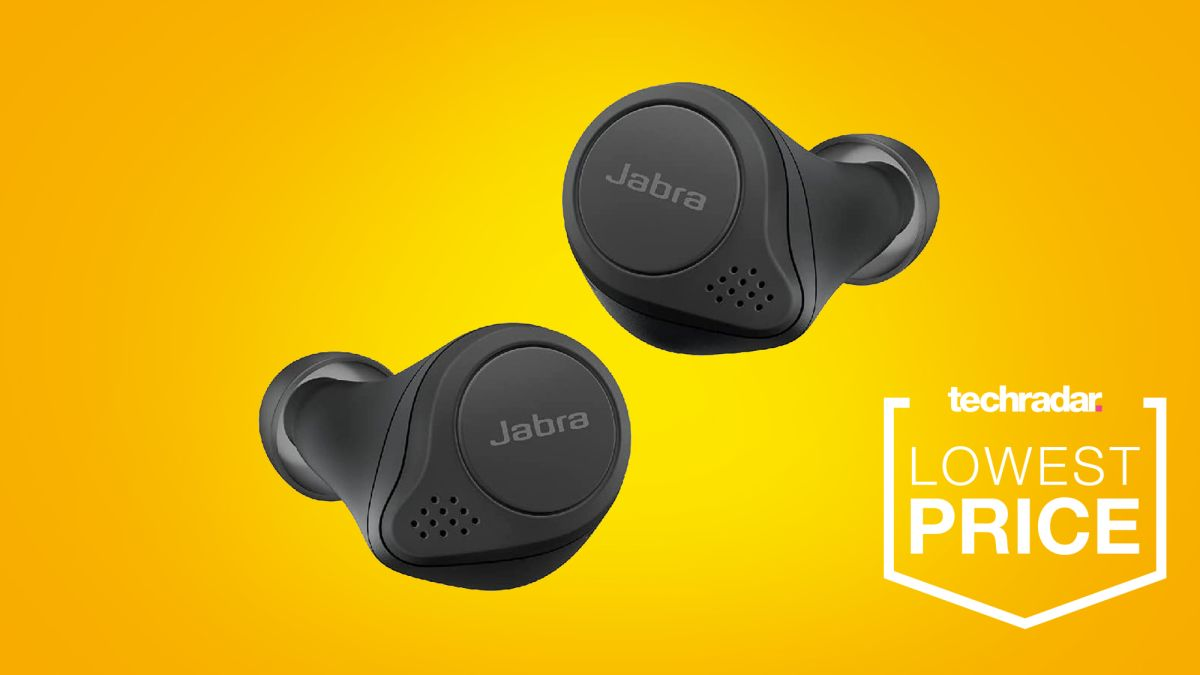 Wireless In-Ear Headphones: get the Jabra Elite 75t at the lowest price ever