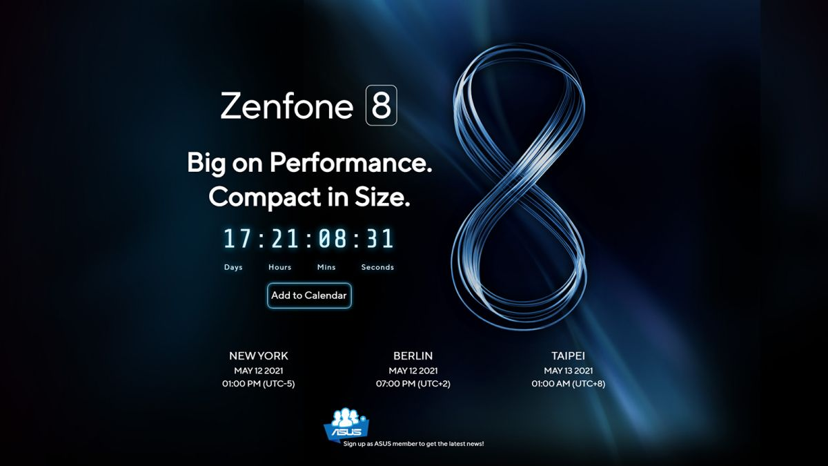 New Asus Zenfone 8 leaks reveal mini-design and IP68 rating