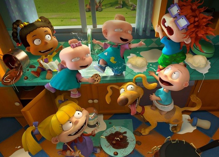 Rugrats CG-animated reboot gets trailer, poster and premiere from Paramount +