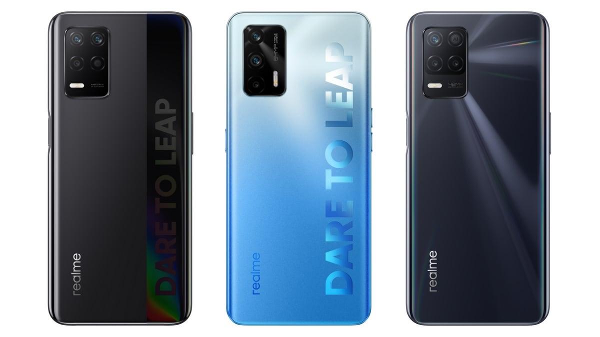 Realme Q3, Realme Q3 Pro, Realme Q3i launched with three rear cameras: Price, specifications