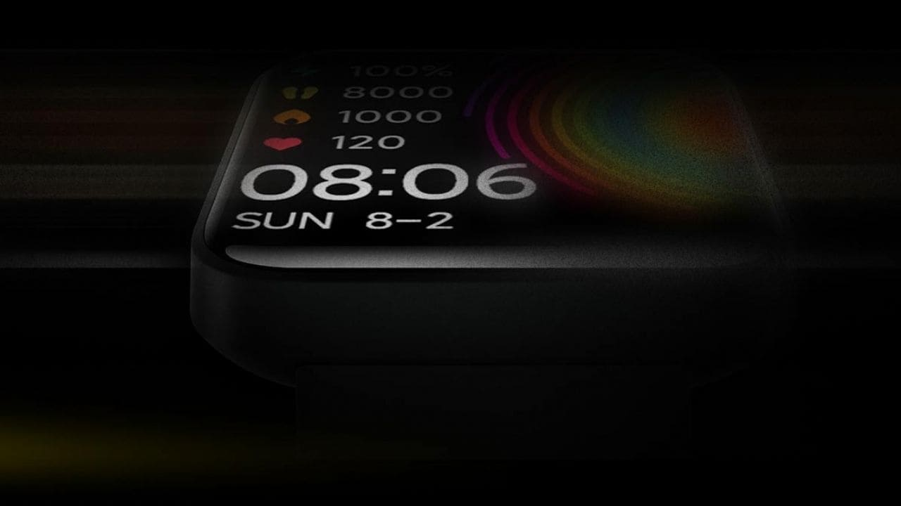 Xiaomi launches new Redmi smartwatch with Redmi Note 10S on May 13 - Technology News, Firstpost