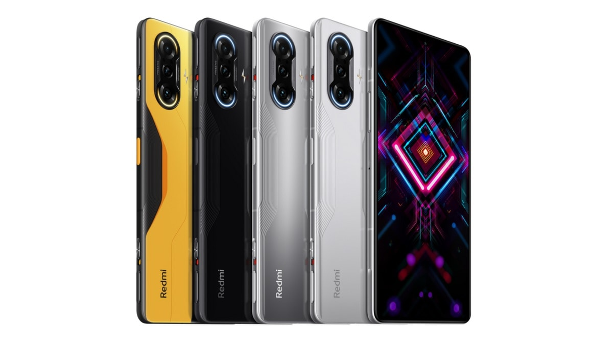 Redmi K40 Gaming Edition with MediaTek Dimensity 1200 SoC, 120 Hz refresh rate launched: Price, specifications