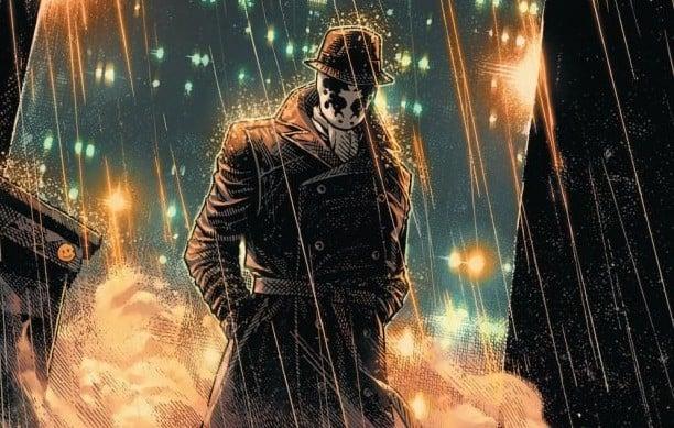 Comic Preview - Rorschach # 8