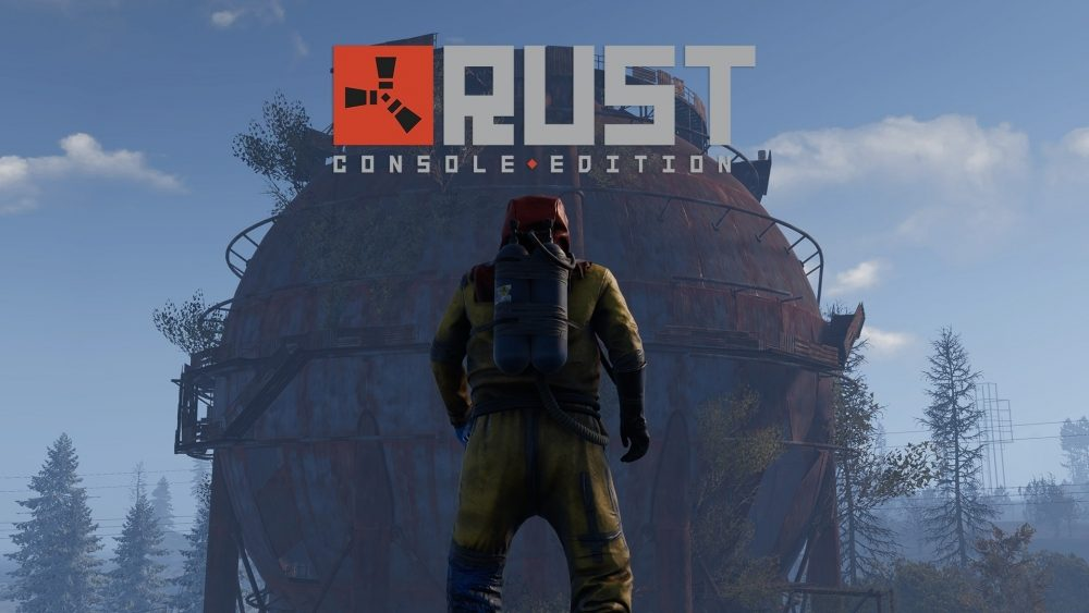 Rust Console Edition will be released on Xbox One and Playstation 4