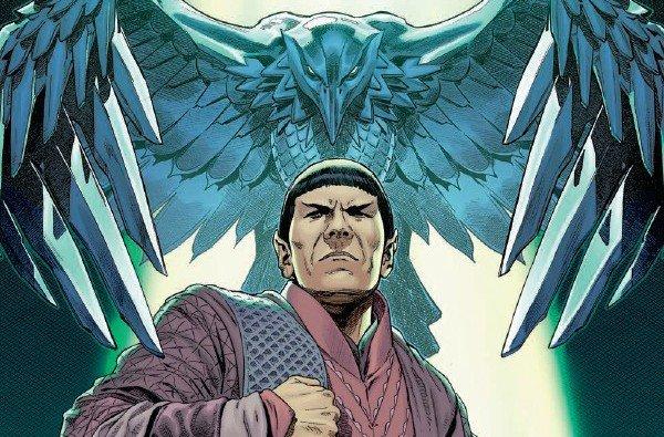 Comic Preview - Star Trek: Fifth Year # 20