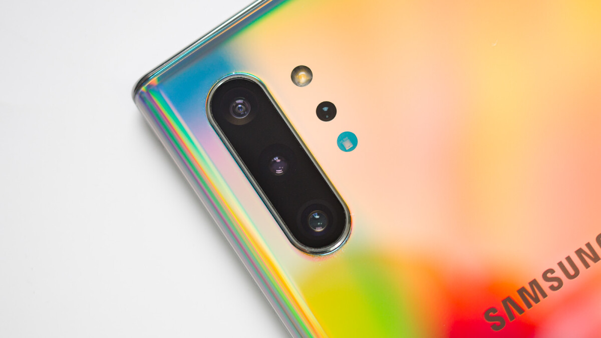 Samsung Galaxy Note 10/10 + gets more camera improvements, a new security patch