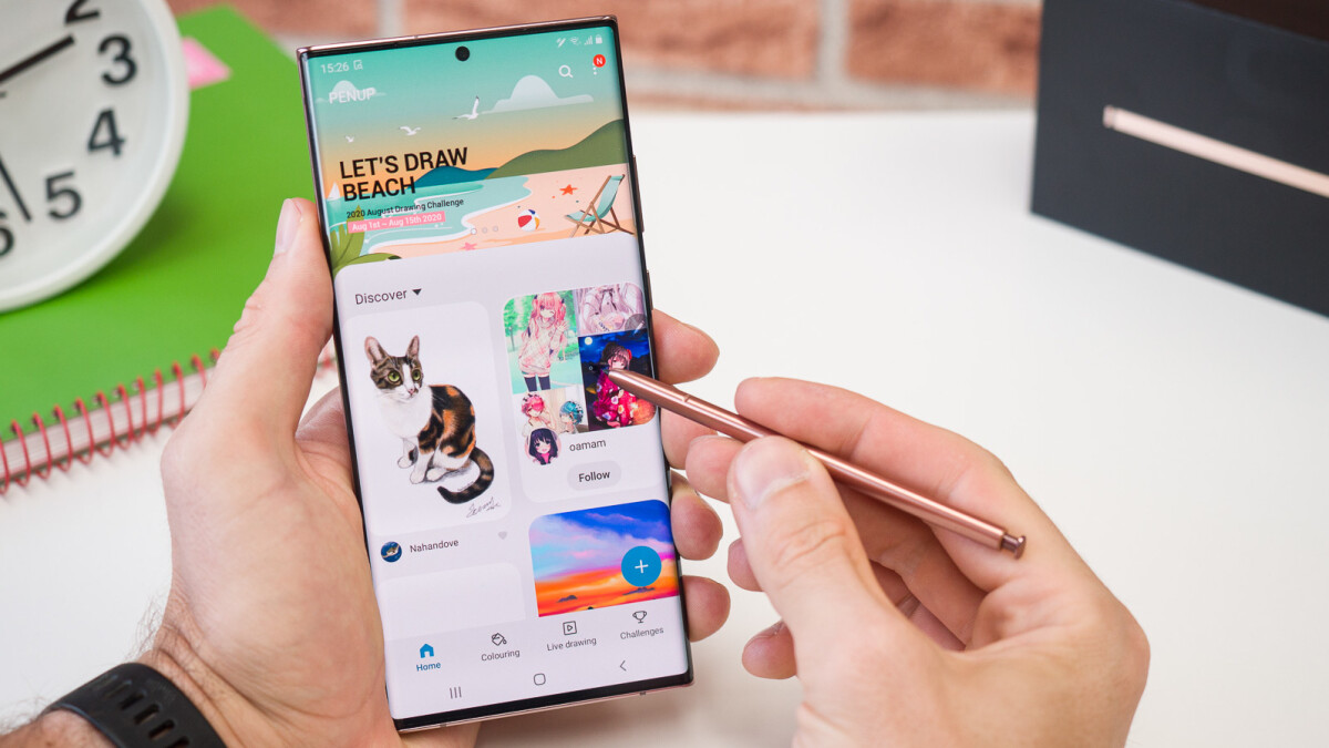 Save up to $ 400 on the Galaxy Note 20 or Note 20 Ultra at the best possible price for a limited time